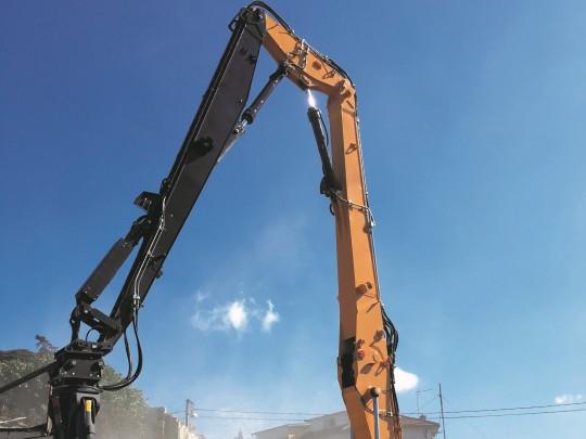 Équipement de démolition 3 parties (UHD)