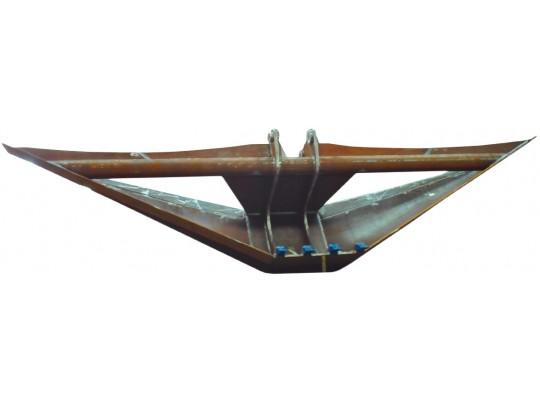 Godet trapèze